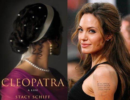 Angelina Jolie vestirà i panni di Cleopatra