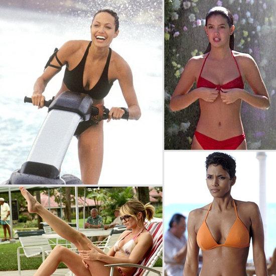 foto attrici in bikini