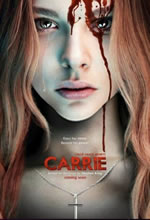 Il poster di Carrie