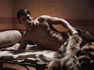 Channing Tatum torso nudo Eagle