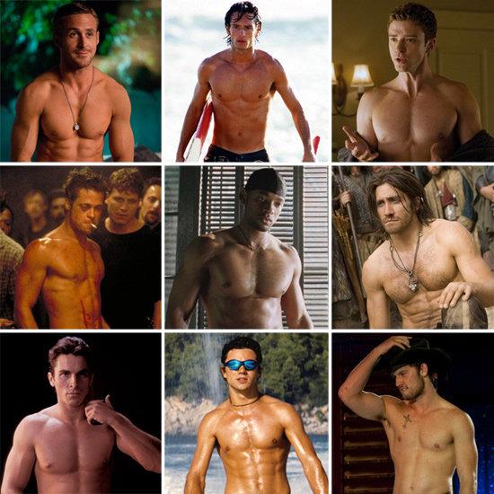 le foto hot dei ragazzi a torso nudo nei film