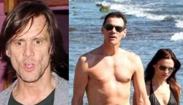 Jim Carrey a Malibu dopo un periodo di crisi