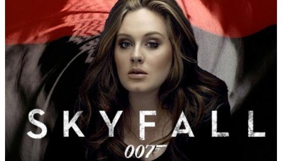 adele canta la colonna sonora di skyfall 007
