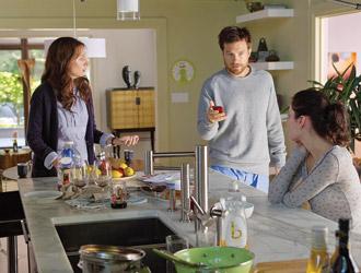 Una scena del film Disconnect