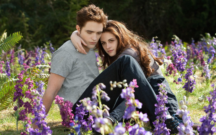 breaking dawn robert pattinson sesso kristen stewart