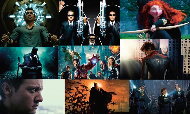 i migliori film del 2012