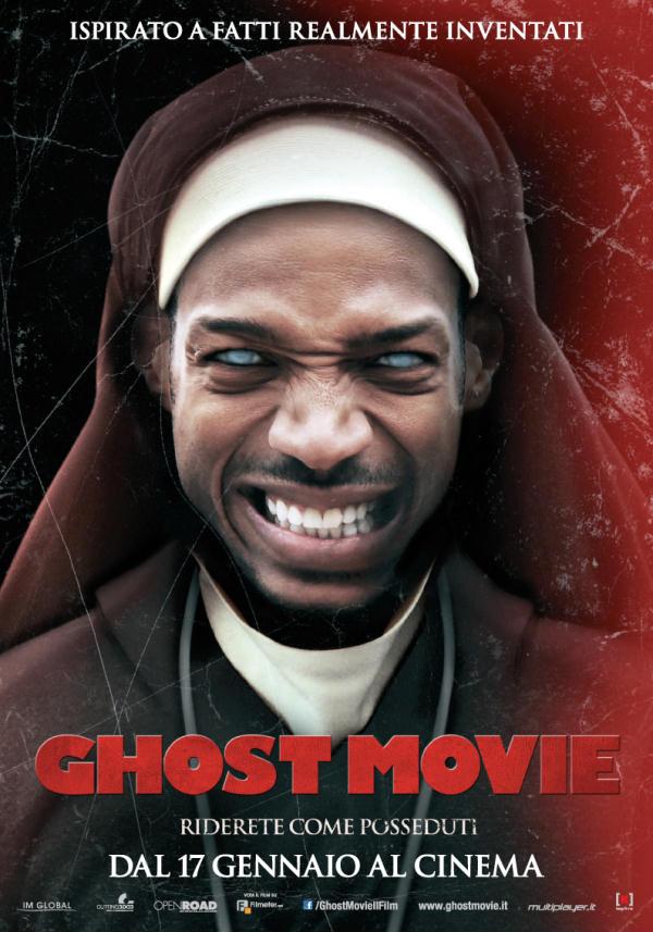 ghost movie locandina