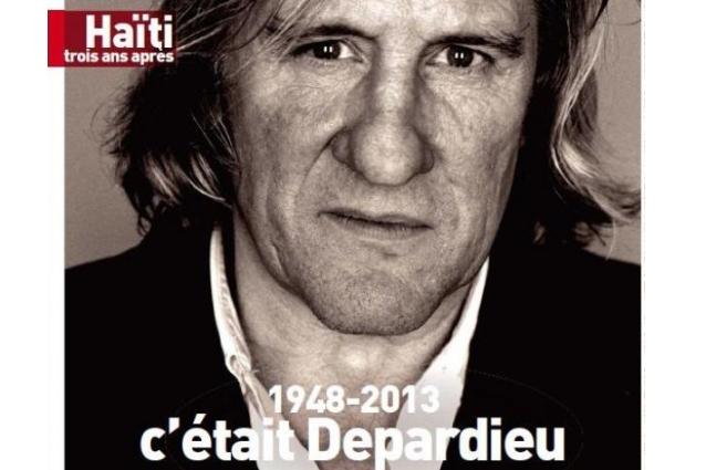 morto Gerard Depardieu