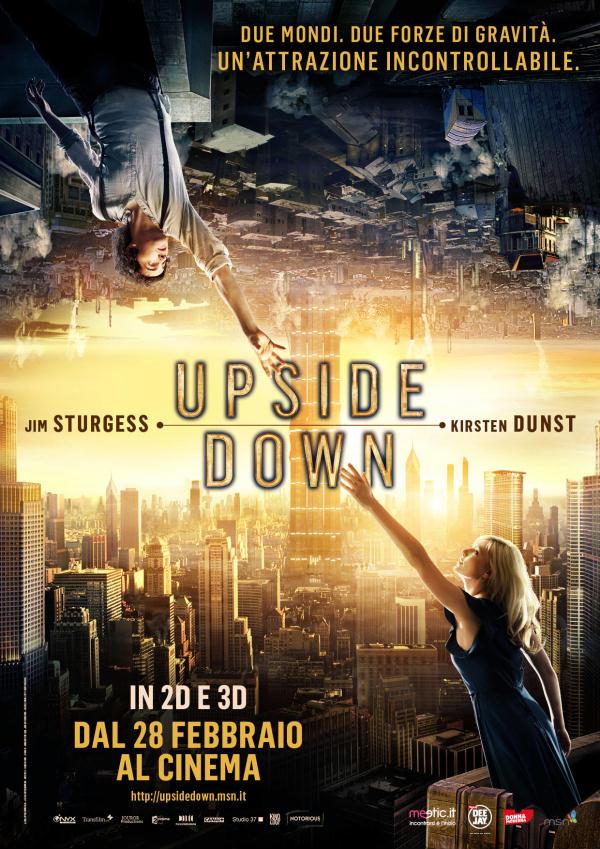 upside down scheda film