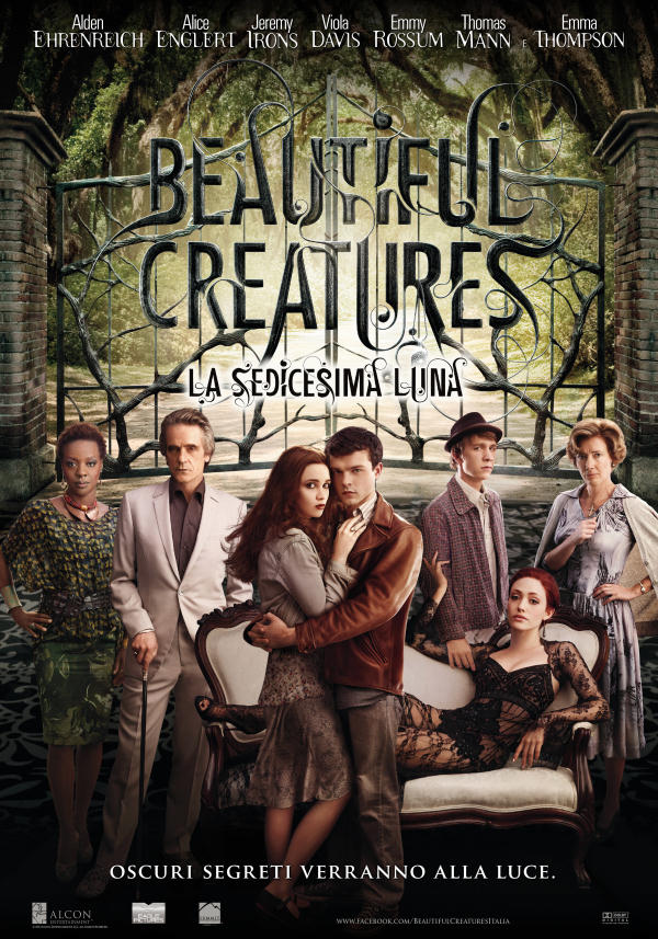 beautiful creatures anteprima film