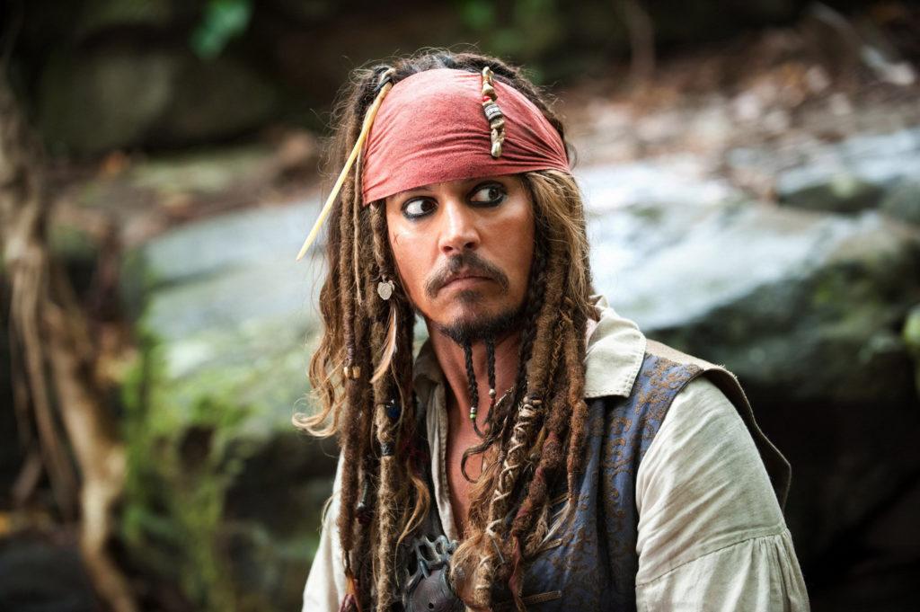 Jack-Sparrow-pirati dei caraibi