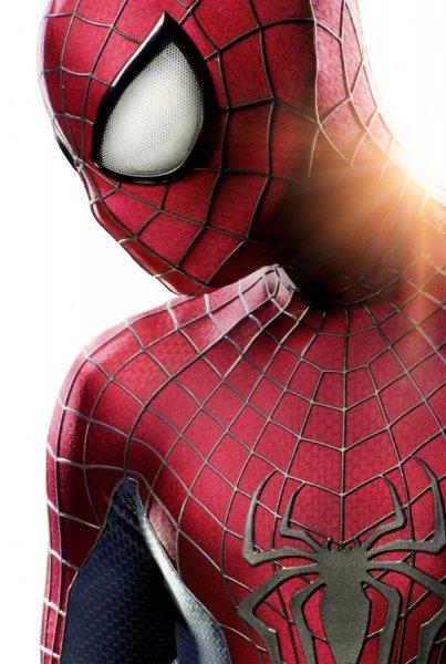 the amazing spiderman 2 costume