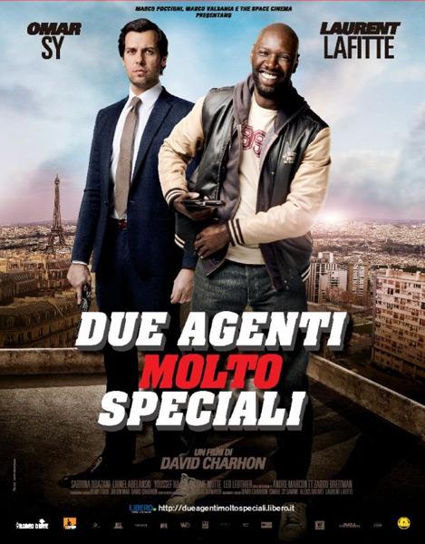 due agenti molto speciali