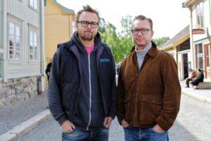I registi norvegesi Joachim Rønning ed Espen Sandberg