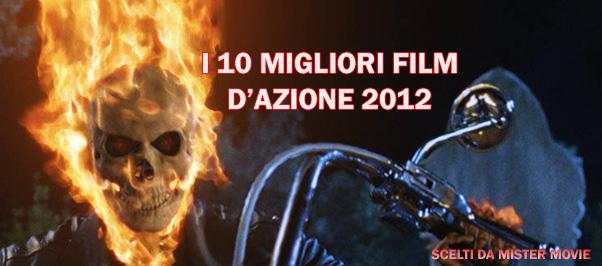 i 10 migliori film d'azione del 2012