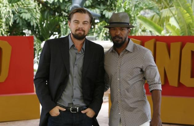 DiCaprio e Jamie Foxx di nuovo insieme sul set, saranno due detective