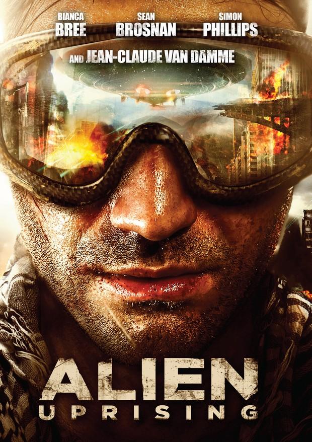 alien uprising poste