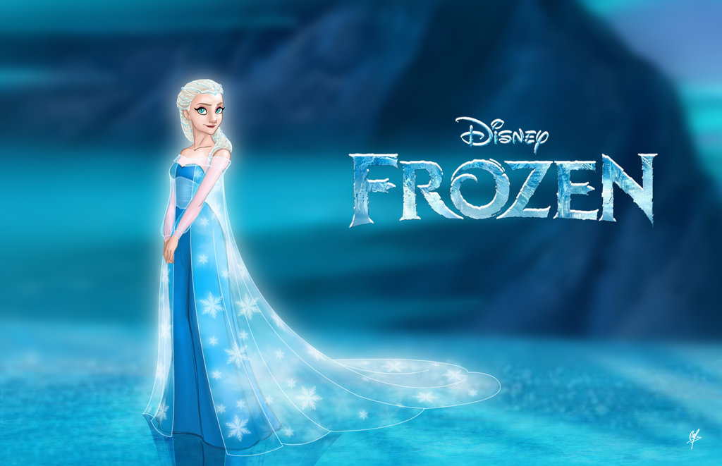 frozen disney trailer