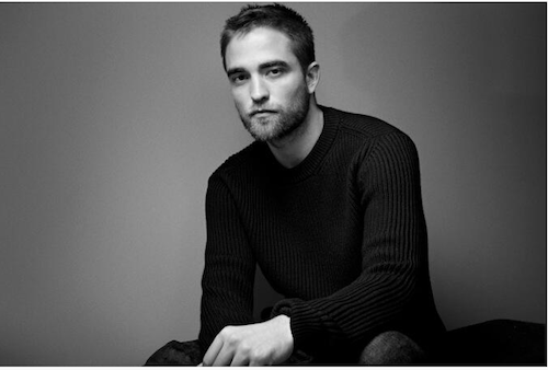 Robert Pattinson per Dior.