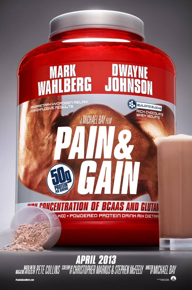 Pain gain muscoli e denaro recensione