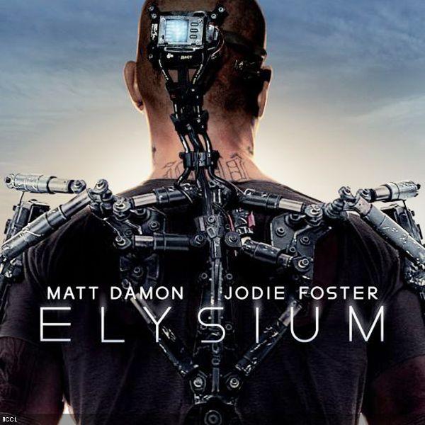 Elysium-Poster-Matt-Damon-Jodie-Foster