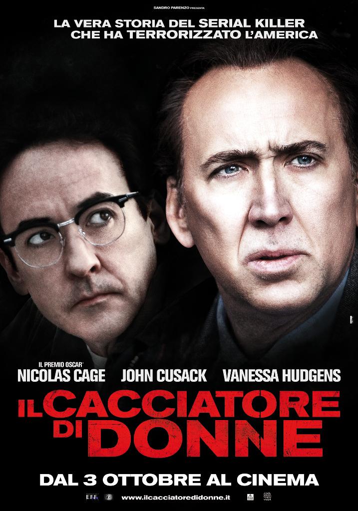 IL CACCIATORE DI DONNE poster