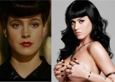 Katy Perry vuole interpretare Rachael in Blade Runner 2!
