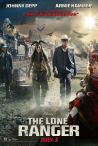 The lone ranger: Johnny depp e Gore verbinski ci riportano nel far-west!