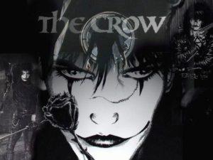 il consulente creativo James O Barr remake The Crow