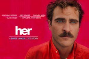 Joaquin Phoenix trailer originale film Her