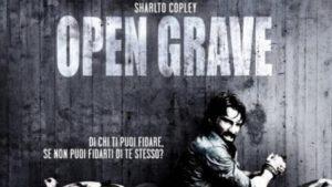 Open Grave trailer italiano
