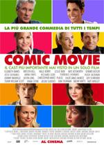 comic movie locandina