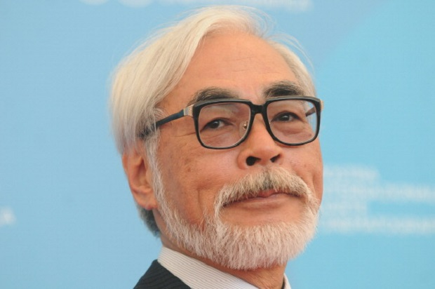65th Venice Film Festival (Mostra) : japanese director Hayao Miyazaki presents 'Ponyo on the cliff by the sea' In Venice, Italy On August 31, 2008-