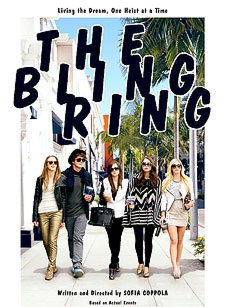 Sofia Coppola a Roma per Bling Ring
