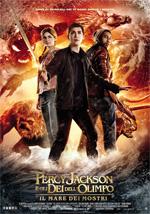 percy jackson e gli dei dell'olimpo il mare dei mostri