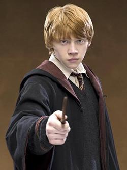Harry Potter curiosità: Ron Weasley doveva morire