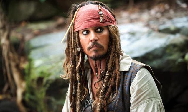 pirati caraibi 5 rimandato 2016