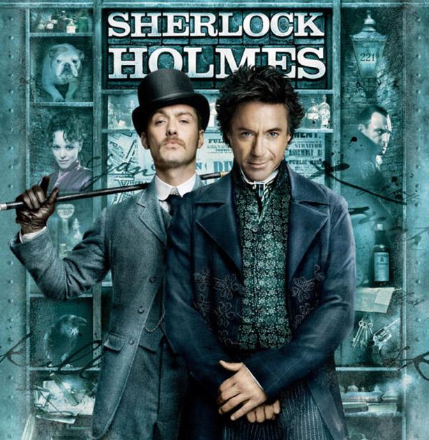 Jude Law si sbottona su Sherlock Holmes 3