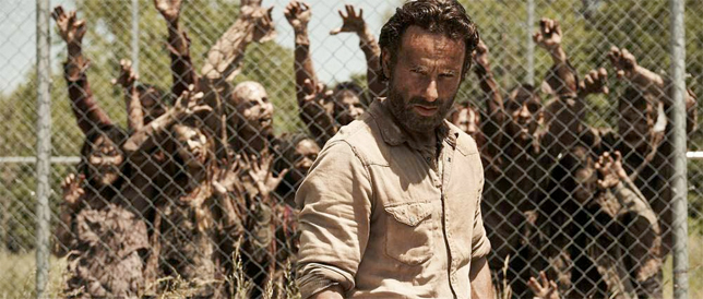 the walking dead primo episodio 4 stagione
