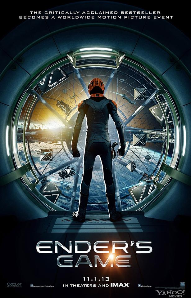 Trailer Ender's Game, immagini e contenuti speciali