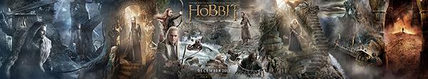 Banner di Lo Hobbit La Desolazione di Smaug