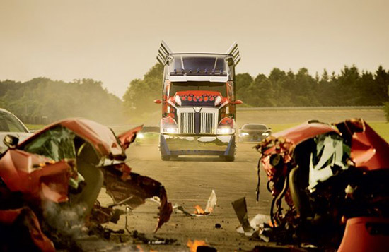 Transformers 4: nuove foto dal set