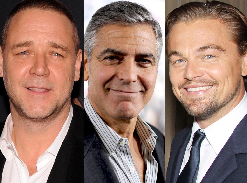Russell-Crowe-e-Leonardo-Di-Caprio-attaccati-da-George-Clooney