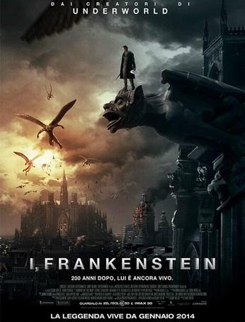 I, Frankestein