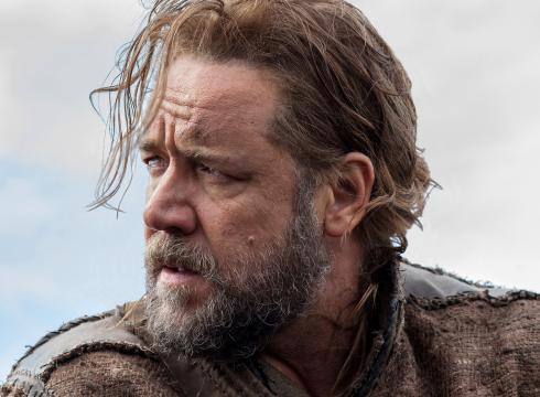 Noah: le prime foto di Russell Crowe e Jennifer Connelly sul set