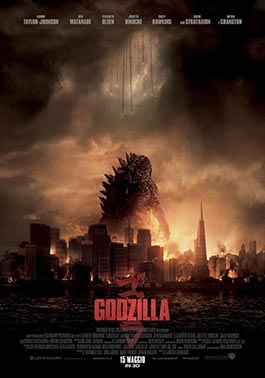 Godzilla 3D una spettacolare Extended Look