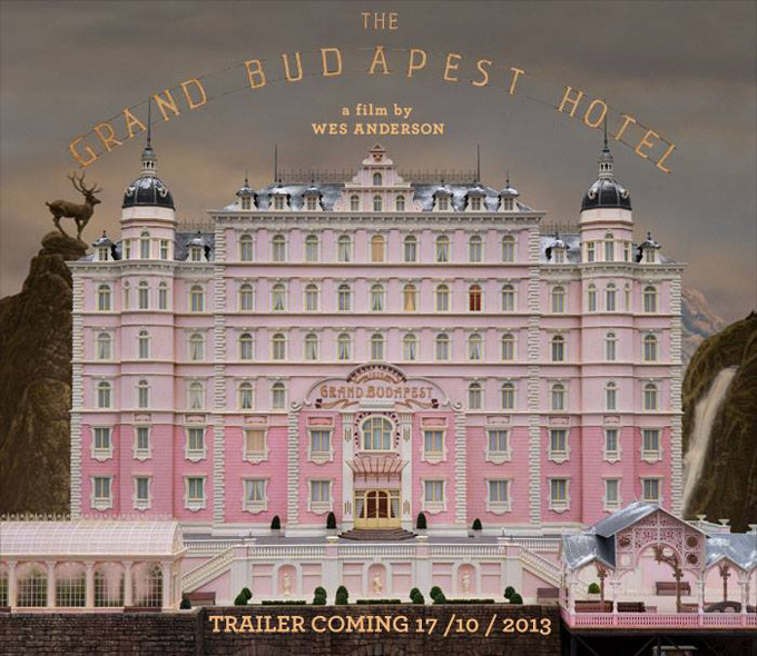 The Grand Budapest Hotel Prime
