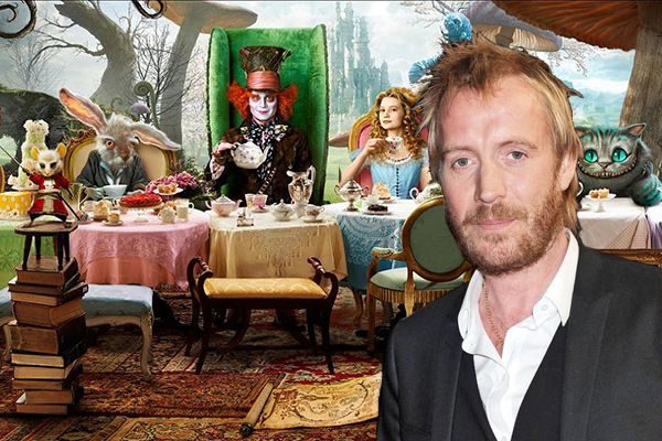 Alice in Wonderland 2 - Rhys Ifans padre di Johnny Depp