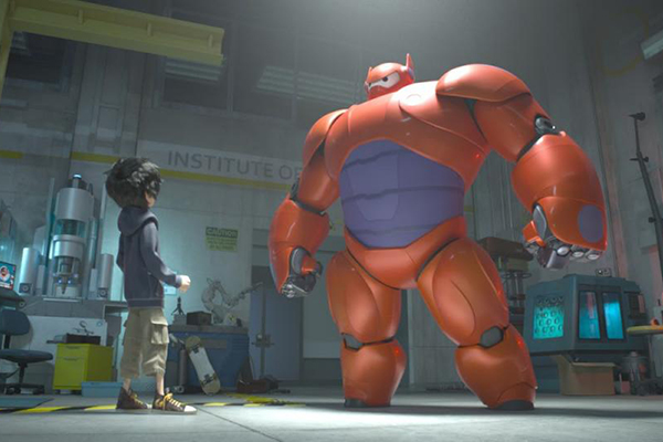 Big Hero 6 - Poster, foto e teaser del nuovo film Disney