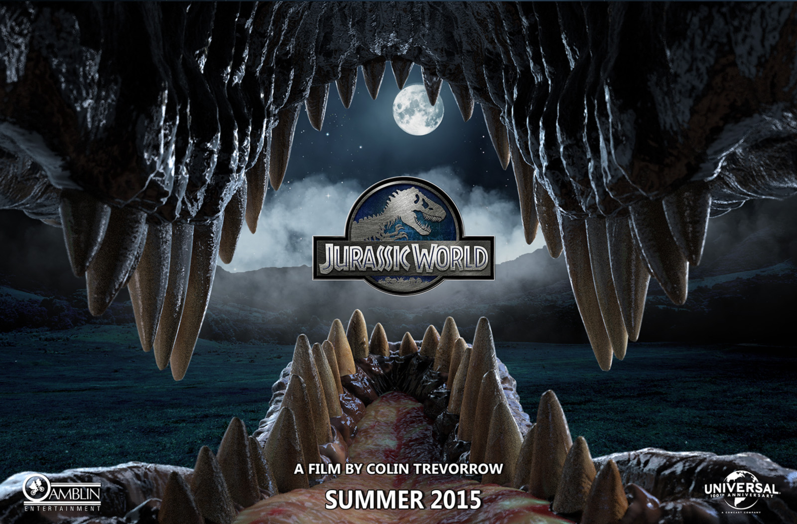 Jurassic World le prime foto ufficiali del film